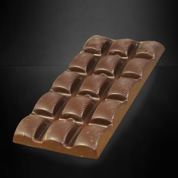 Afbeeldingen van Chocolade reep puur