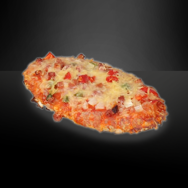 Afbeelding van Pizzabroodje Hawaii