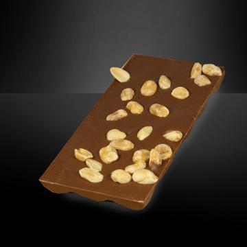 Afbeeldingen van Chocolade reep melk noot