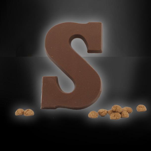 Afbeelding van Chocoladeletter Groot