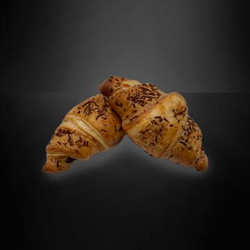 Afbeeldingen van Croissant ham/kaas